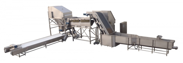 VWM Pepper Processing Line