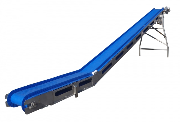 VWM Incline Inspection Conveyor