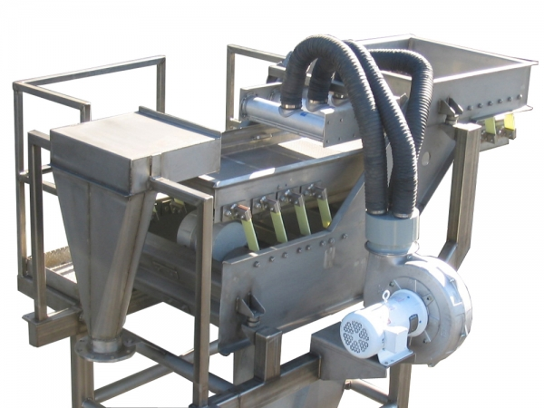 VWM Dewatering VI-PRO® with Air Knife