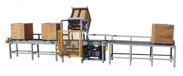 VWM Bin Dumper for Almonds