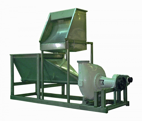 VWM Large Capacity Food Pump