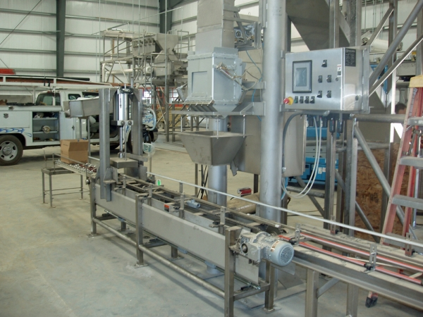 VWM's Automatic Bulk Packaging Line.